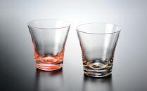 紀州漆器タンブラーグラス蒔絵紅葉ペア