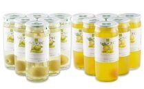 果実入り清涼飲料水ハニップC2種類セット