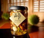 ナッツの蜂蜜漬【峠プレミアム 萌(MOE)】 熊野古道 峠の蜂蜜×ナッツ
