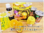八朔生産量日本一!「紀の川はっさく」味わい尽くし加工品セット