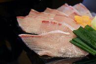 京丹後市産野菜とぶりしゃぶのセット