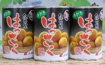 和歌山産手剥き八朔缶詰450g×8缶入り