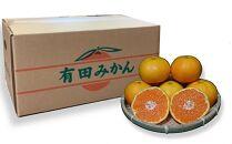 和歌山県産 有田みかん 4kg 秀品