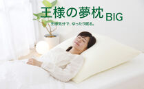 AA013 王様の夢枕BIG70×70㎝上半身から眠る大きめ枕【104-000515-10】