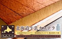 北海道牛乳カステラセット