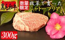 牧草で育った黒毛和牛牛ヒレ(シャトーブリアン)(数量限定)