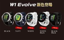 ショットナビW1Evolveカラー:ホワイト(ShotNaviW1Evolve)