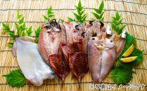 【全3回・3ヶ月に1回お届け】長崎五島の海の幸!<朝食用>定期便