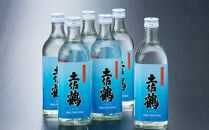 NM017 O4土佐鶴冷酒クール12本芋けんぴセット