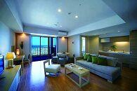 【長期滞在プラン】ムーンオーシャン宜野湾ホテル&レジデンス エグゼクティブスイートに6泊7日のご宿泊(朝食付き)