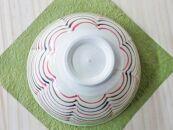 丸いのに、角々に見える、茶漬け茶碗