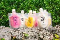 発酵飲料 奄美の伝統飲料【みき】 飲みきりサイズ詰め合わせ