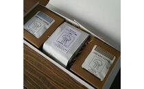 「豆と麦」人気のコーヒー(粉)150gとドリップバッグ2種類(12g×8パック)の詰め合せ