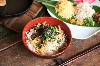 メディアでも話題!奄美の伝統料理【鶏飯】4食分セット