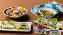 真空冷凍本格割烹惣菜【大喜おおよろこび】瀬戸内セット夏版(魚介の惣菜×4セット)