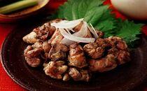 都城産鶏炭火焼き4種セット