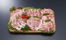 都城産「きなこ豚」焼肉・とんかつセット