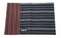 【伝統織物】「亀田縞」ブックカバー