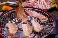 富士ケ嶺ポーク【焼肉用セット】総重量約2.3kg