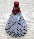 【限定】「ランプシェード(小)」和傘の材料と製法の手作り(美馬和傘)