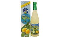 アロエベラジュース レモン風味