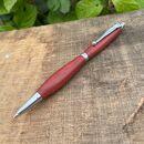 MUKU屋 2Pice木製シャープペンシル ピンクアイボリー材 艶消し仕上げ ギフトボックス入り