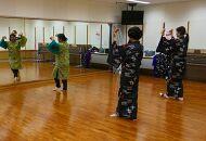 琉球舞踊体験