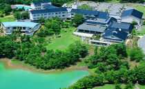 【平日限定】いこいの村能登半島宿泊 能登ゴルフ倶楽部セルフプレープラン2名様