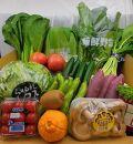 野菜ソムリエが選ぶ旬のお野菜12品目+旬の果物1品(毎月1回×12ヶ月)