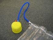 災害時の安眠確保用品「クイックナップ」二人用