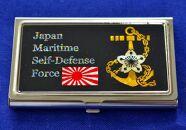 七宝かさね京琥珀の名刺ケース(JMSDF)
