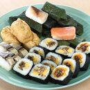 無添加お寿司セット(柿の葉寿司・牛しぐれきんぴら巻き寿司など7種類詰め合わせ)