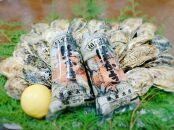 相生産牡蠣セットB(殻付き2.5kg・むき身400g×2・佃煮2パック)