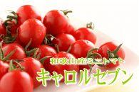 ミニトマトキャロルセブン 2kg【和歌山産】