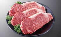 鹿児島黒牛サーロインステーキ(3枚)・すきやきしゃぶしゃぶセット【S-1801】