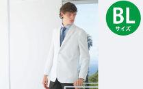 男子テーラードジャケット BLサイズ