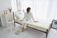 ベッド用ボックスシーツ綿ボア 生成 ダブル 天然綿100% 心やすらぐ肌ごこち 三和シール工業株式会社