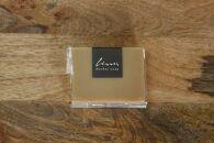 屋久島3種のウコンと蜂蜜の石けん(泡立てネット付き)【マイスター手作り】