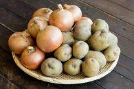 佐藤農場の男爵芋と玉葱セット