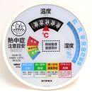 熱中症注意目安付き温湿度計EMPEX社製TM-2486W