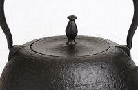 南部鉄器 鉄瓶 末広肌 1.2L 伝統工芸品