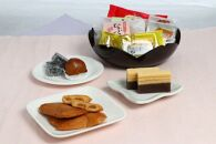 奥州初恋りんごと和菓子の詰め合わせ(20個入り) 奥州市産りんご使用