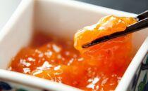 <網走産>冷凍イバラガニ内子(塩漬)1本