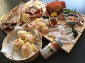 【数量限定】<オホーツク海>産直美味限定福箱セット(網走加工)
