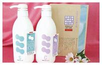 絹ふくれ浴用タオルセット&まゆのシャンプー・コンディショナーセット