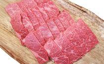 ◆近江牛霜降りカルビ焼肉 500g