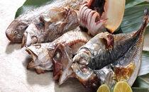 【ギフト用】「ザ、おのみち」天然活魚一夜干セット