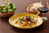 【ギフト用】<屋久島パスタラボ>屋久鹿肉とブルーチーズのクリームソース<一人前>