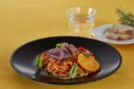 【ギフト用】<屋久島パスタラボ>屋久鹿肉とたんかんのオイルソース<一人前>