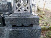 お墓のお掃除(お墓タイプ 1基)